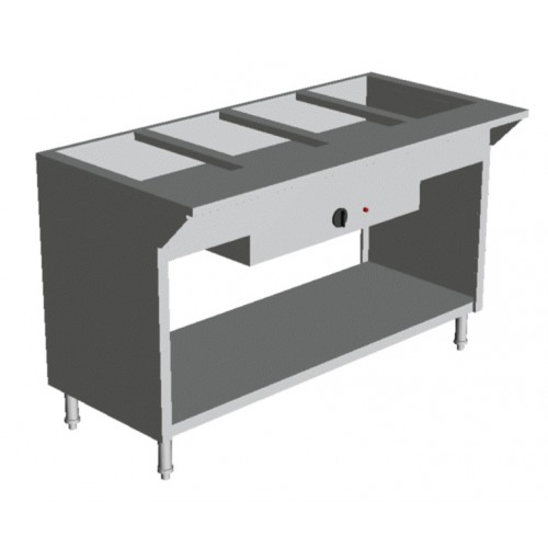 ELECTRIC HOT FOOD TABLES - Electric hot food table